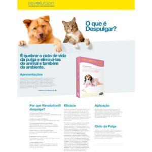 carrapatos em cachorro revolution 2