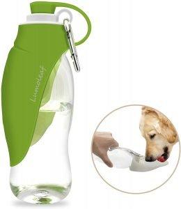 """Garrafa de Água Para Cachorro """"LumoLeaf"""""""