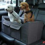 Cadeira de automóvel para cão Petsfit