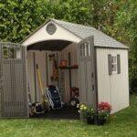 6 Melhores Abrigos e Armários de Arrumação para Jardim