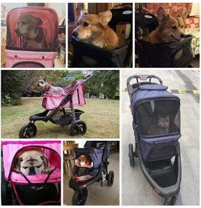 melhor carrinho para cães e gatos