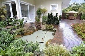 Como Fazer Um Deck No Jardim