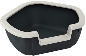 caixa de areia para gatos Ferplast