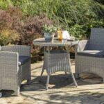 5 Melhores Conjuntos de Mesa e Cadeiras jardim em Madeira,Metal e Vime