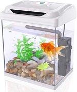 como montar aquário pequeno